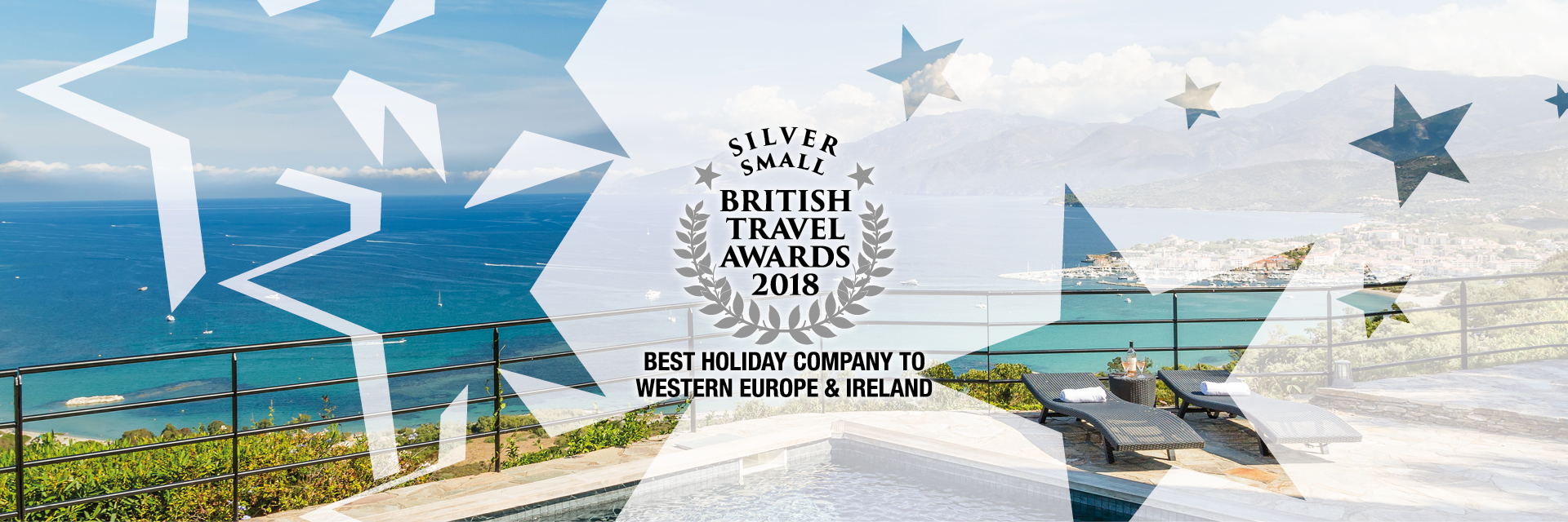 British Travel Awards 2018 - Best Holiday Company To Western Europe &