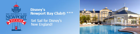 Disney's Newport Bay Club�