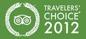 Travelers' Choice Award 2012