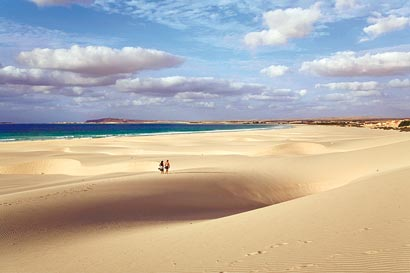 Island of Boa Vista, Cape Verde