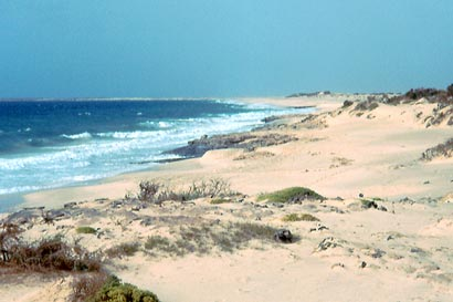 Island of Maio, Cape Verde