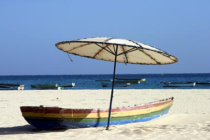 Santa Maria Beach, Sal