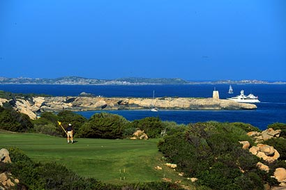 Golf in Corsica