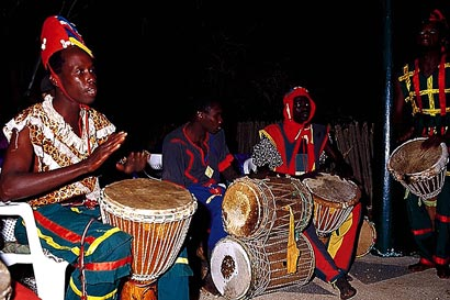 Music in Senegal