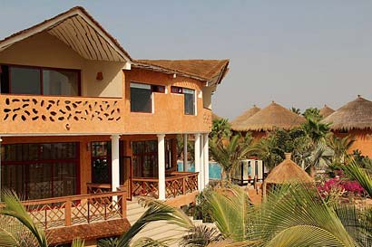 Lamantin Hotel, Saly