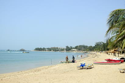 Saly Beach, Senegal