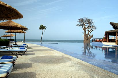 Le Royale Lodge, Sine Saloum, Senegal