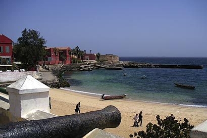 Senegal panorama tour