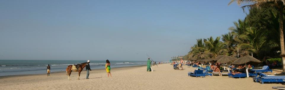 Kombo Beach Hotel Gambia Contact Details