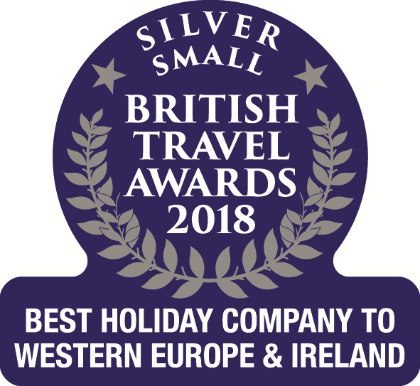 British Travel Awards Silver