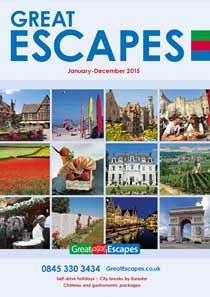 Great Escapes 2015